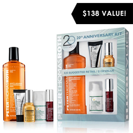 20th Anniversary Gift Set