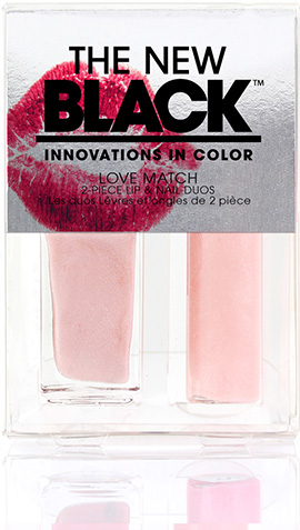 Ballet Class - Love Match Lip & Nail Duo