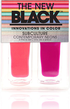 Tabloid Sensations - Subculture 2-Piece Nail Polish Set