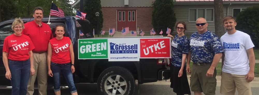 Hubbard County Republican activists