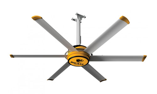 Big Ass Fans Technical Support Team is Here to Help get you