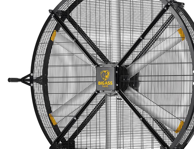 Large Industrial and Commercial Fans for All Spaces | Big Ass Fans