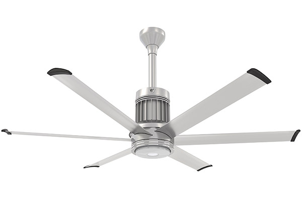 i6: the most advanced industrial-styled ceiling fan for homes and large  spaces | big ass fans