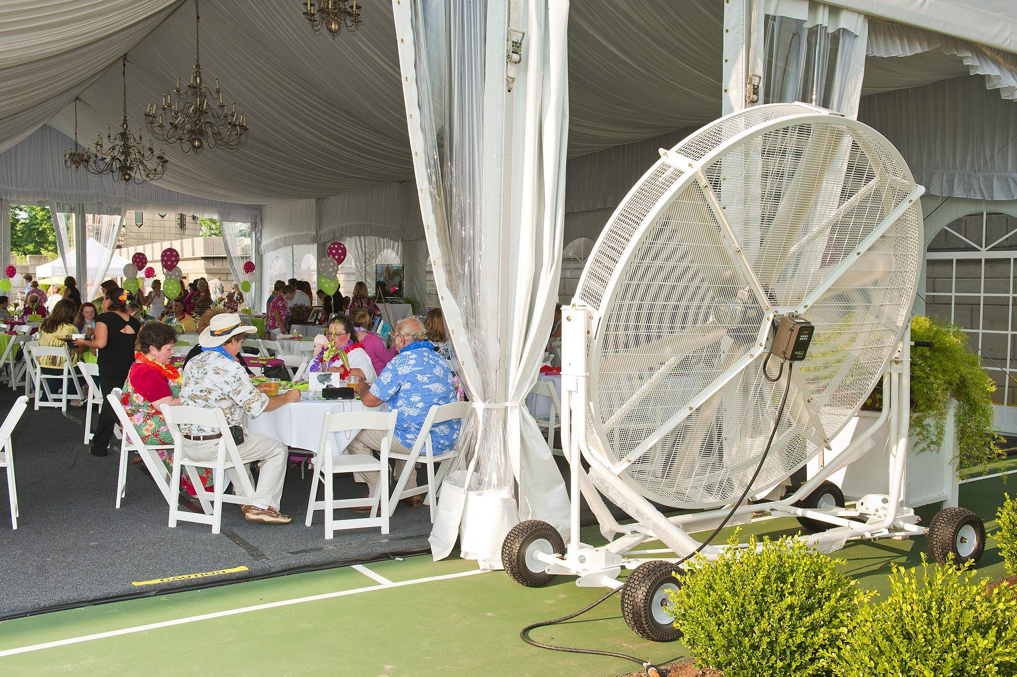Efficient Fans For Event Venues From Big Ass Fans