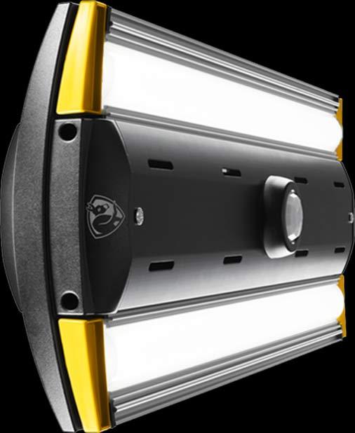 Led Lights For Garage: LED Shop And Garage Light From Big Ass Light