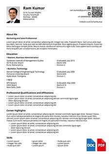 CV Maker - Create Resume Now