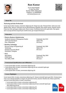 Resume 04  icon  442