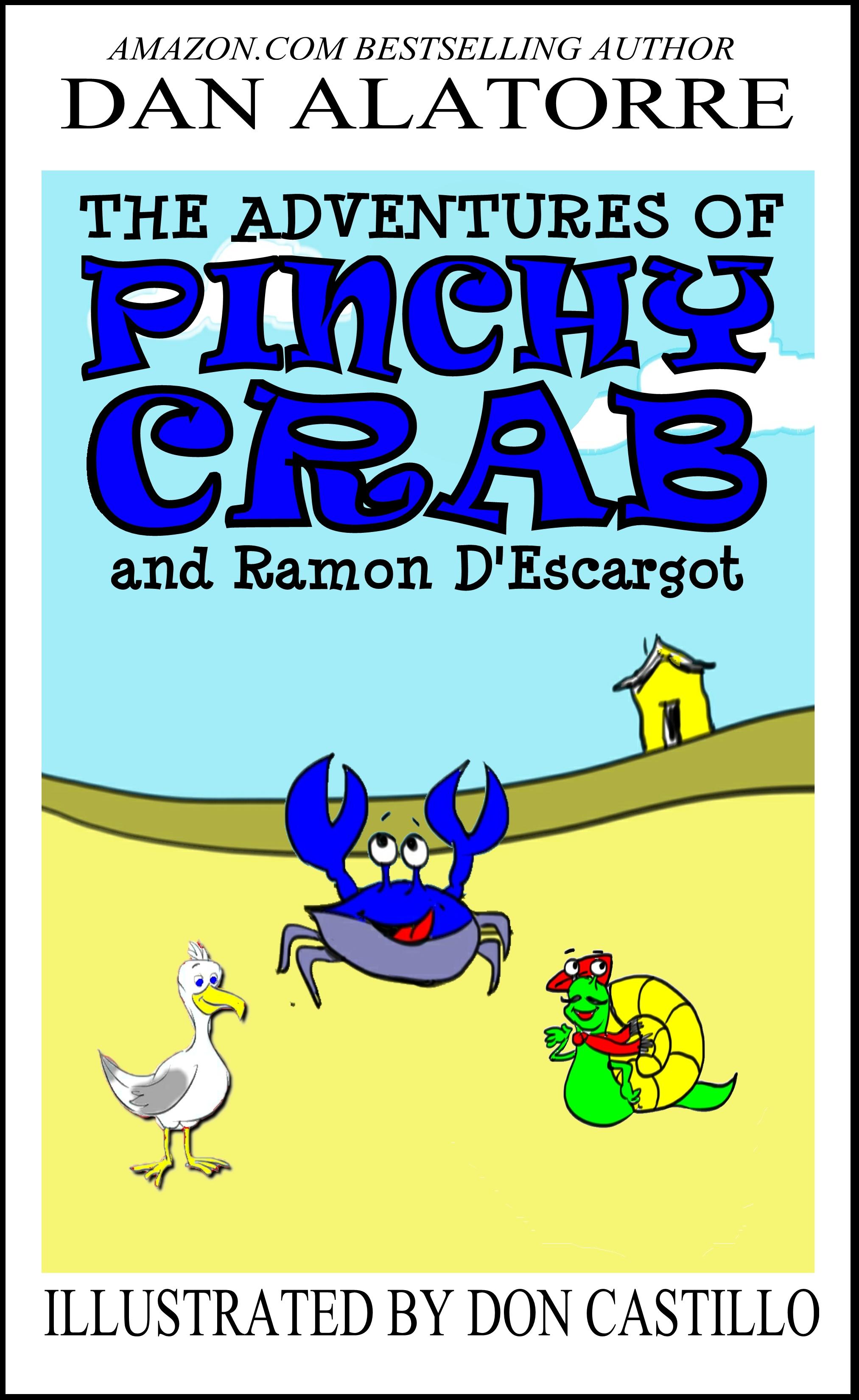 The adventures of pinchy crab and ramon d'escargot