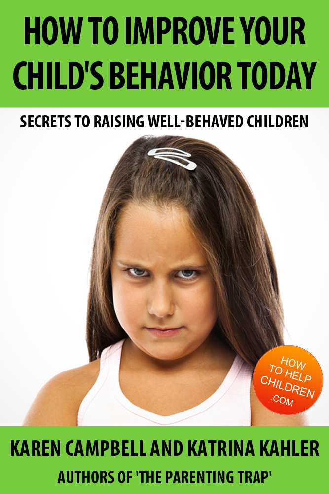 How to improve your child's behavior today