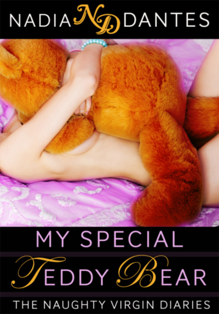 Object fixation (teddy bear / barely legal virgin erotica)
