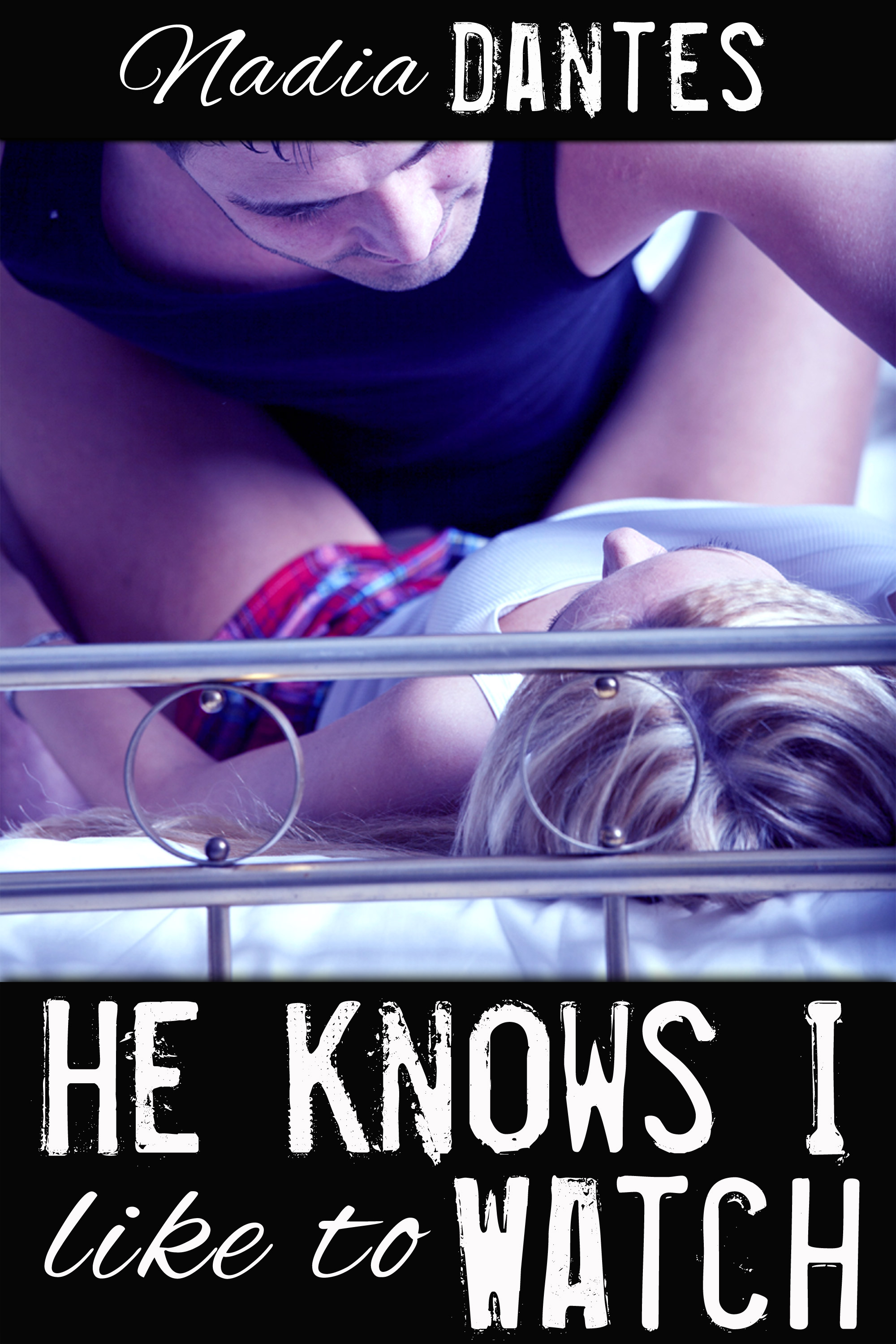 He knows i like to watch (he knows #1) (taboo pi erotica)