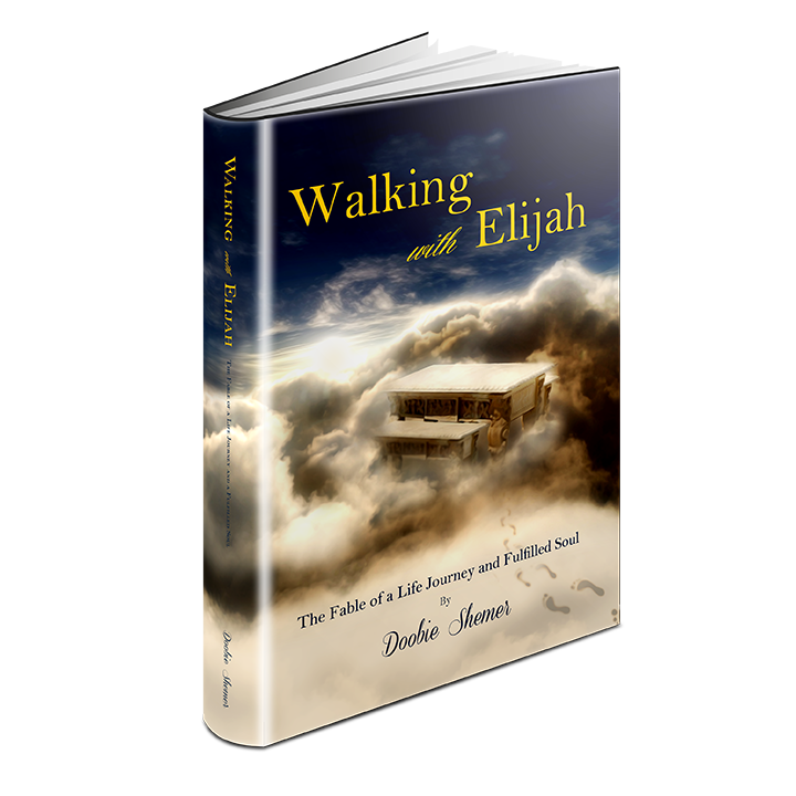 Walking with elijah, the fable of a life journey and a fulfilled soul