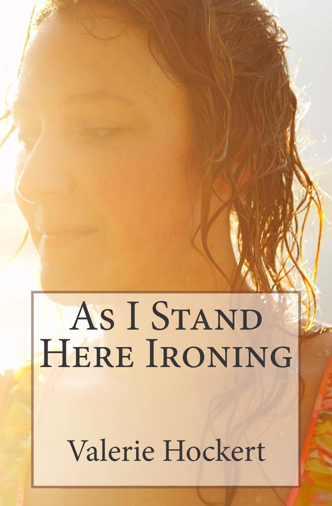 As i stand here ironing