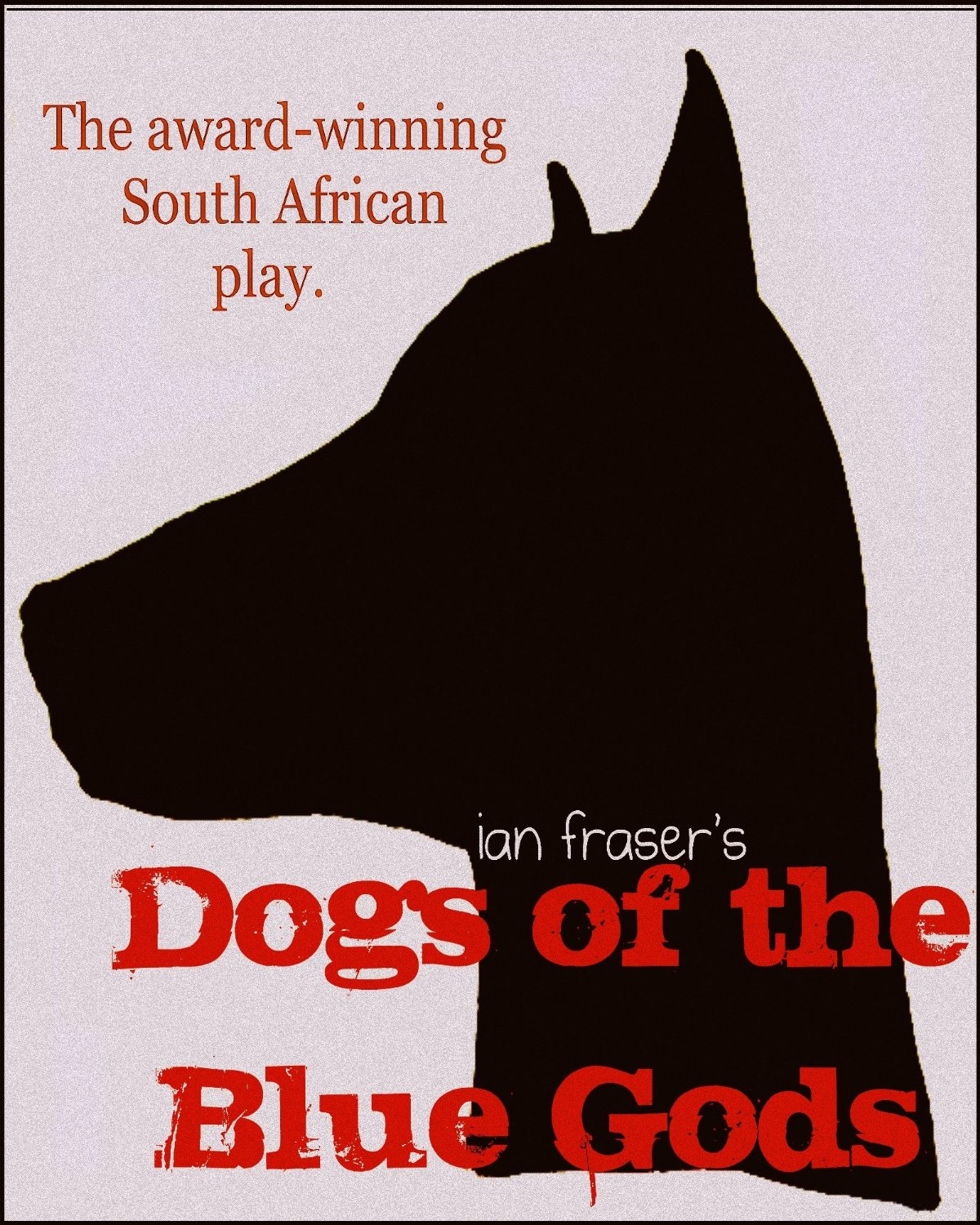Dogs of the blue gods