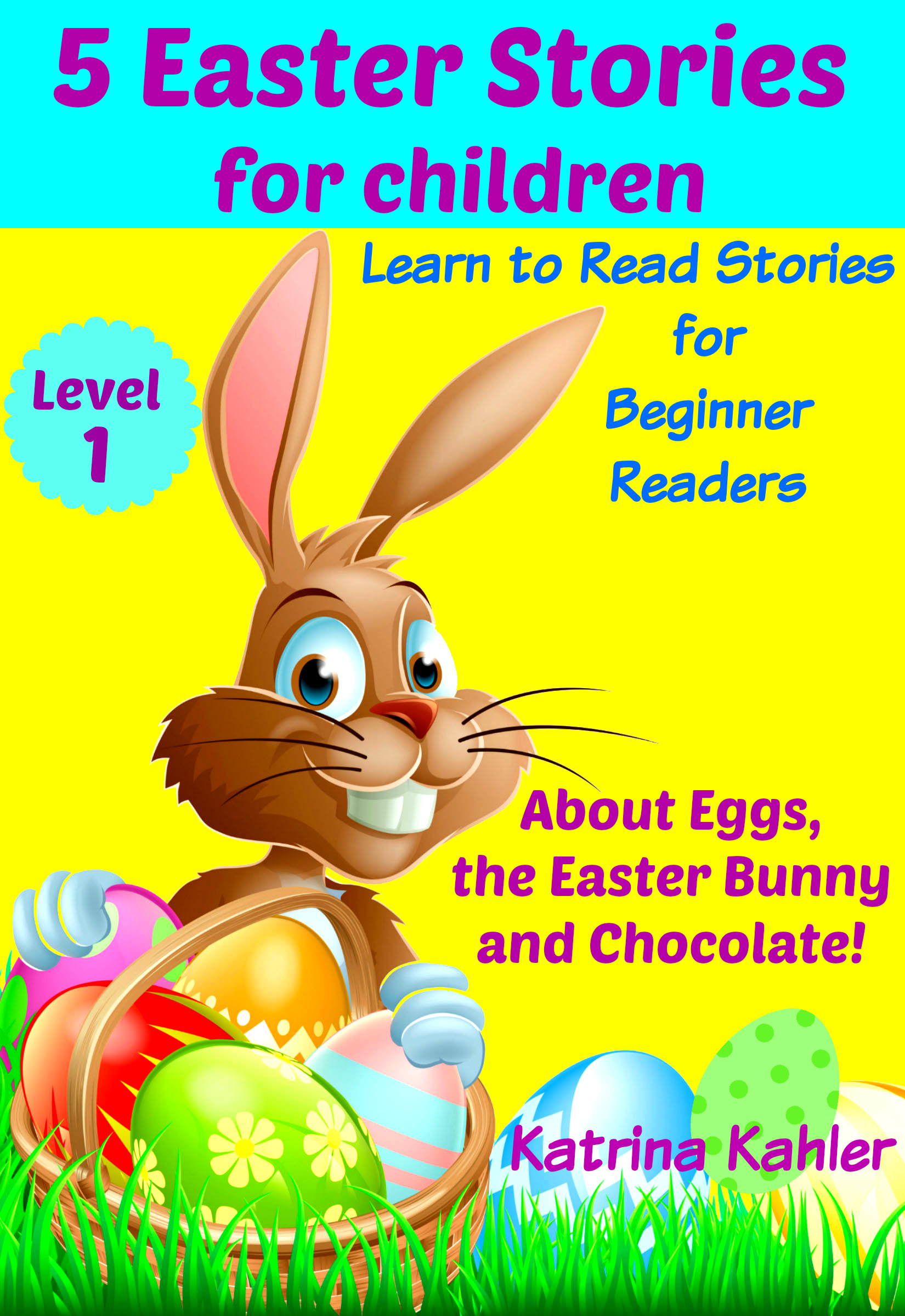 5 easter stories for children - no longer available for translation