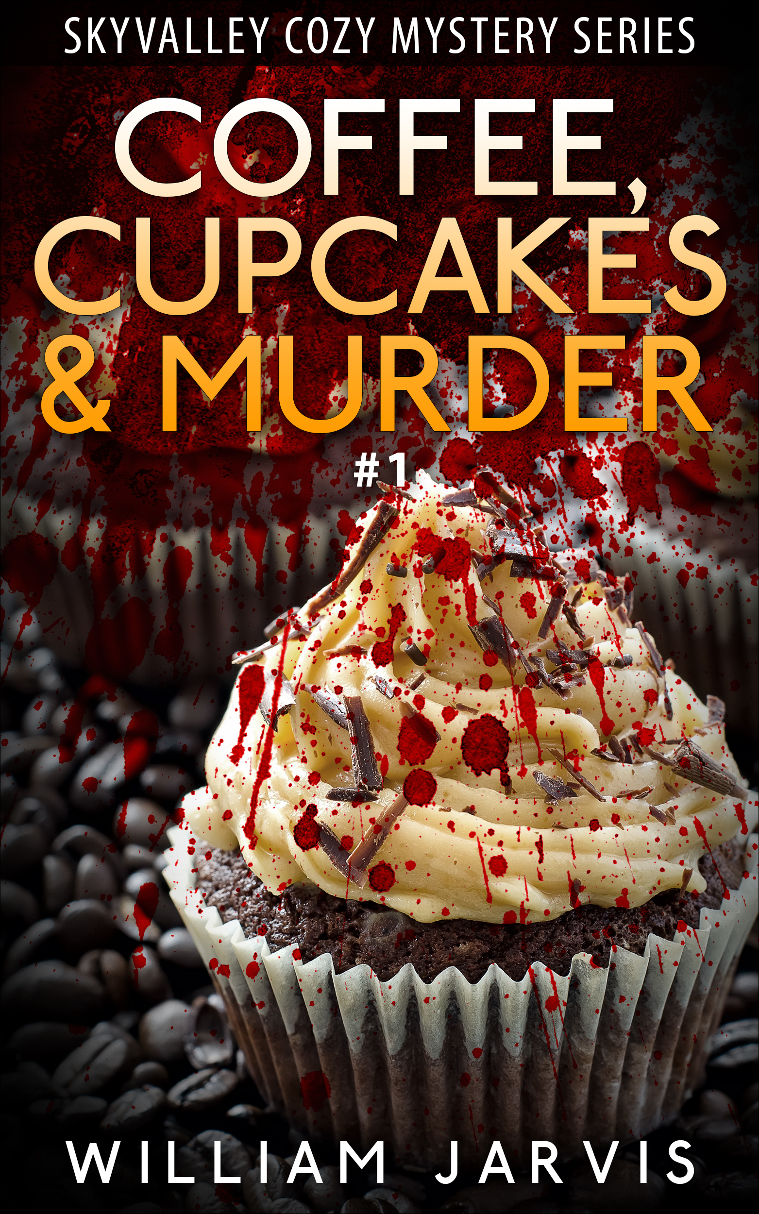 Coffee , cupcakes and murder #1