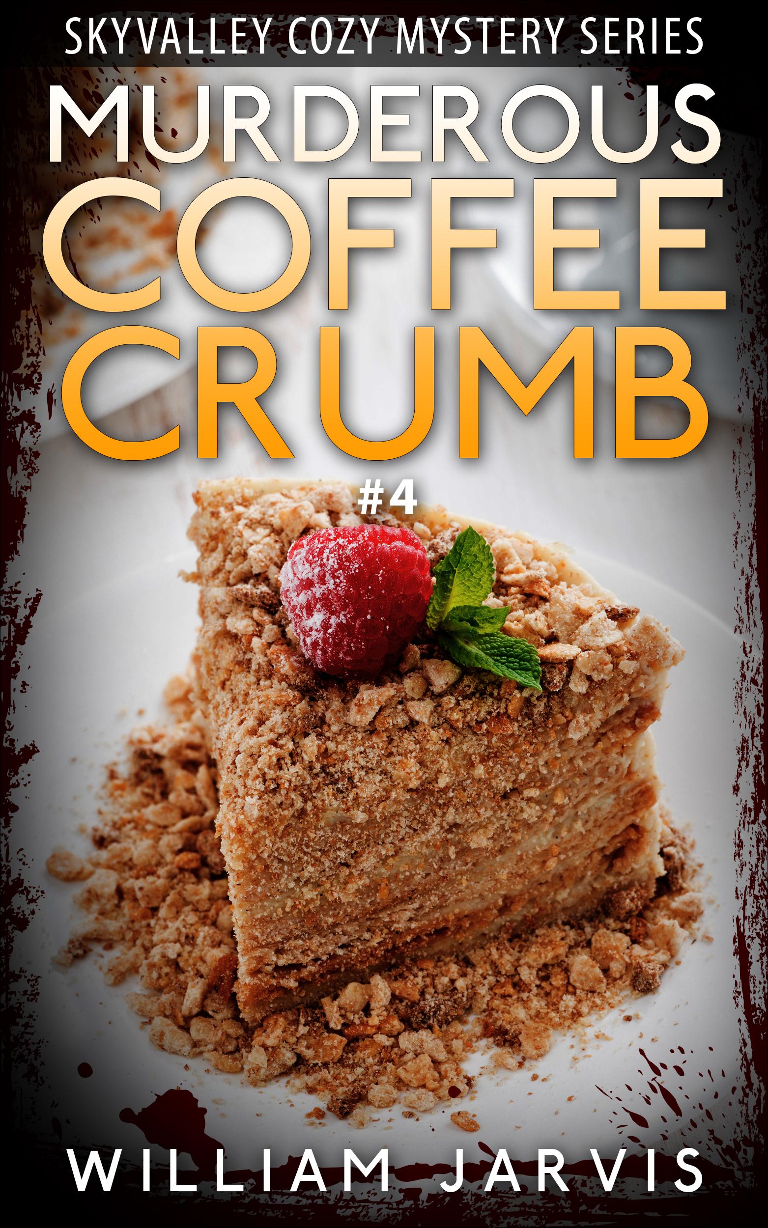 Murderous coffee crumble #4