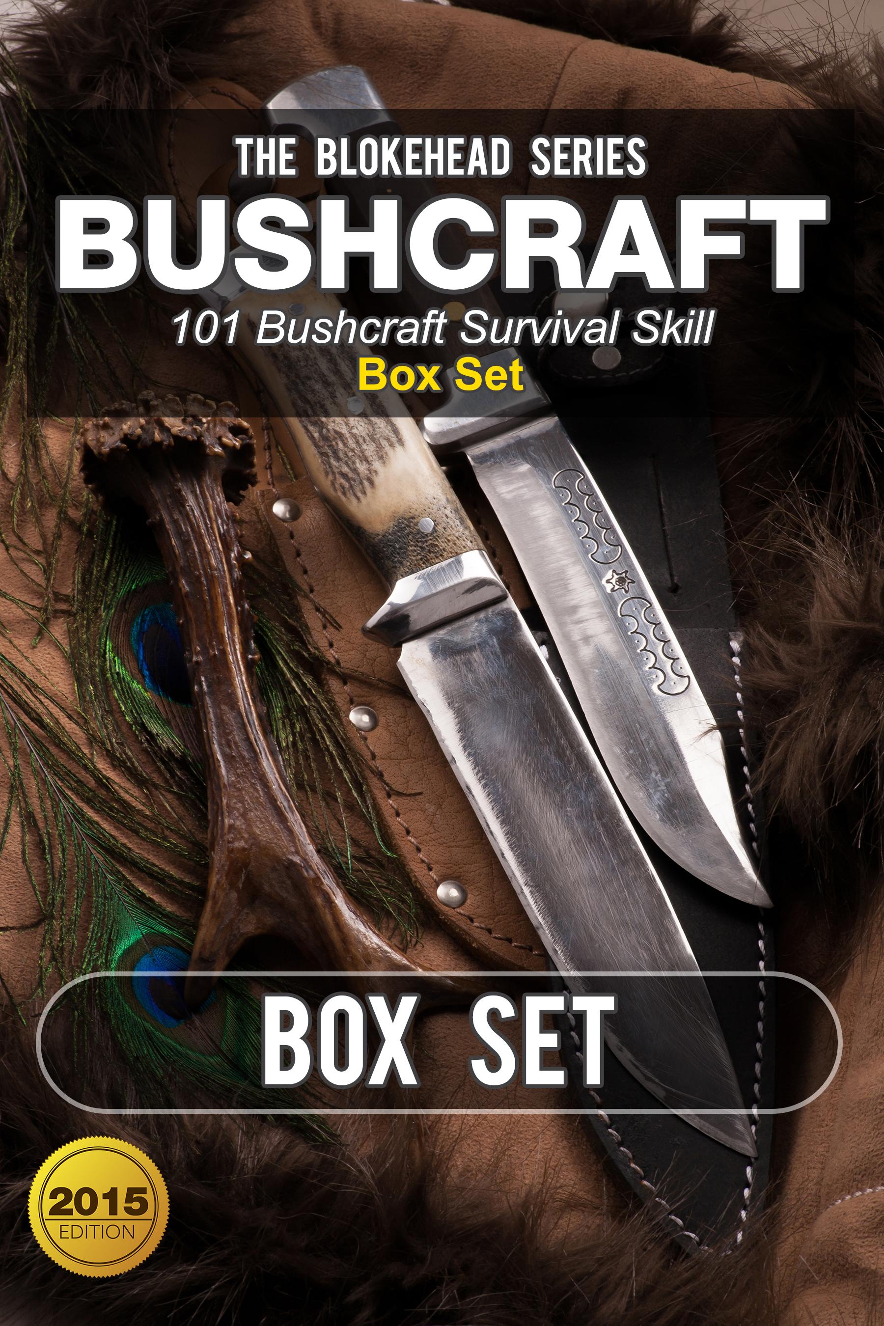 Bushcraft :101 bushcraft survival skill box set