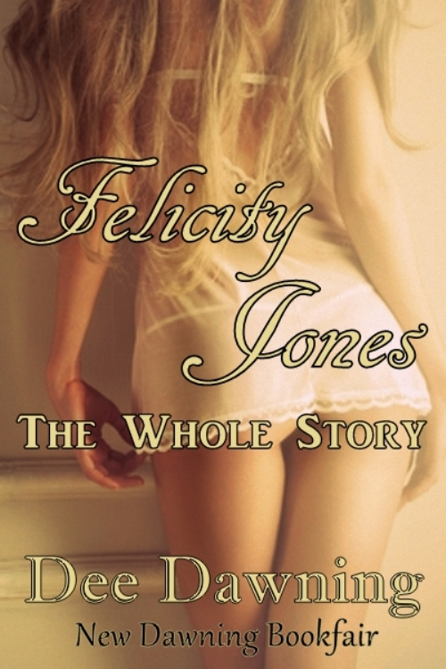 Felicity jones - the whole story