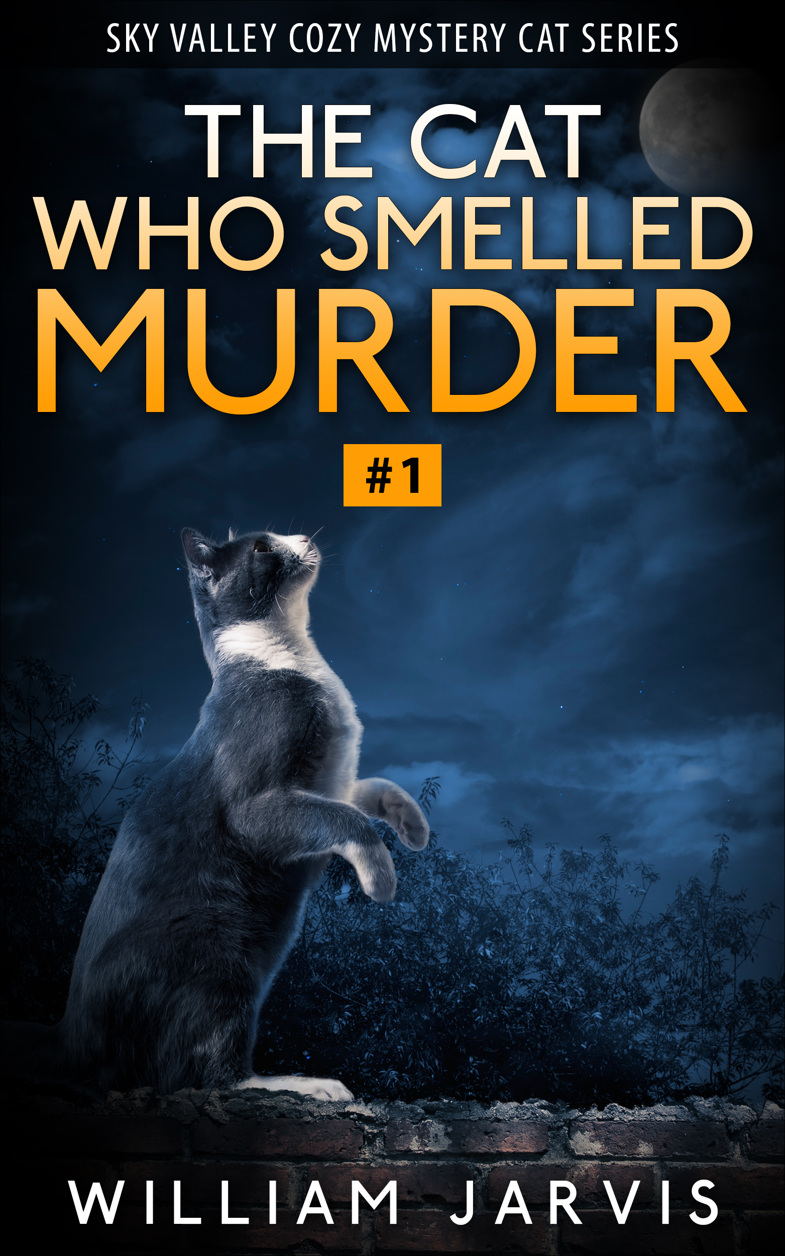 The cat who smelled murder #1