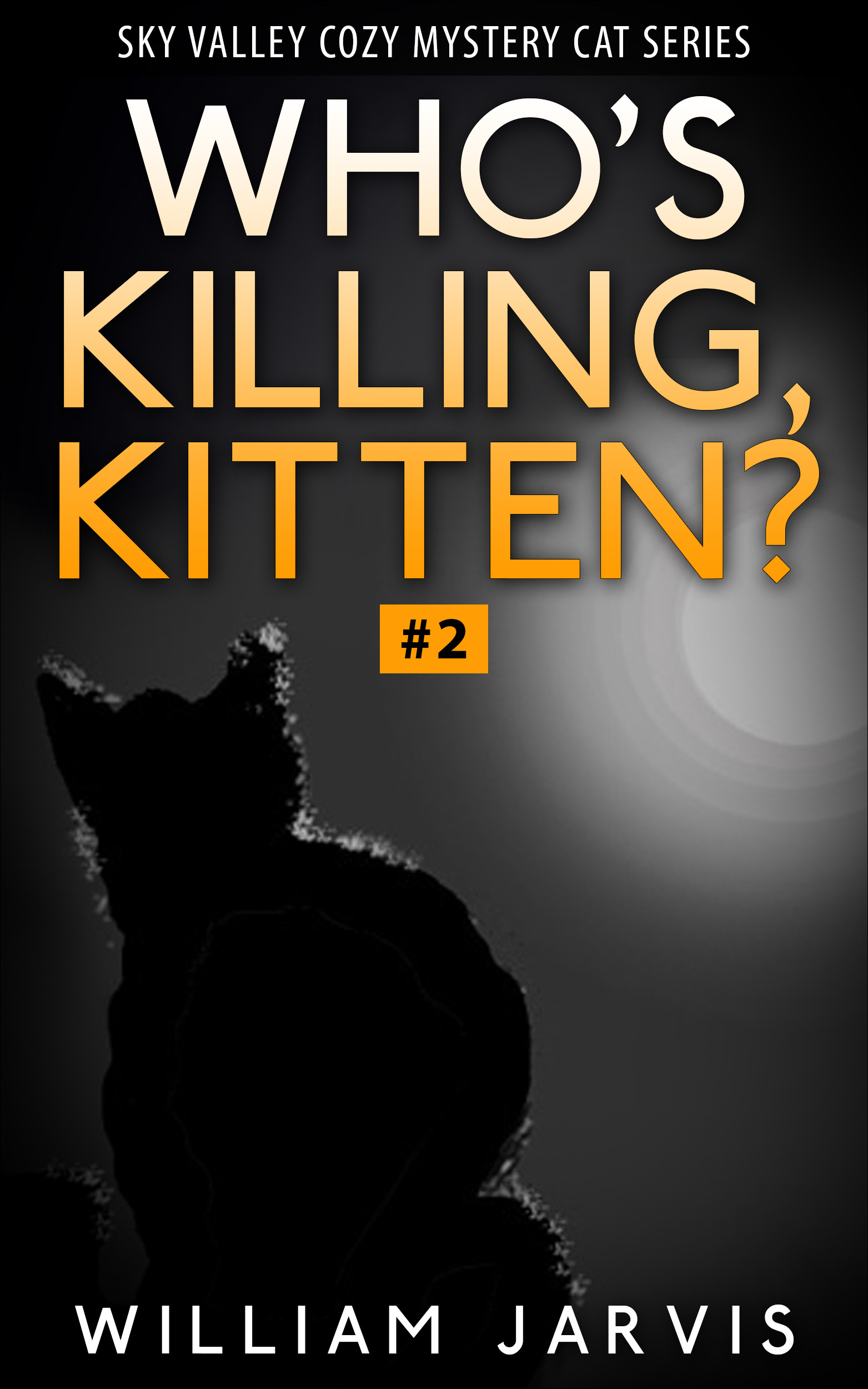 Who's killing, kitten ?