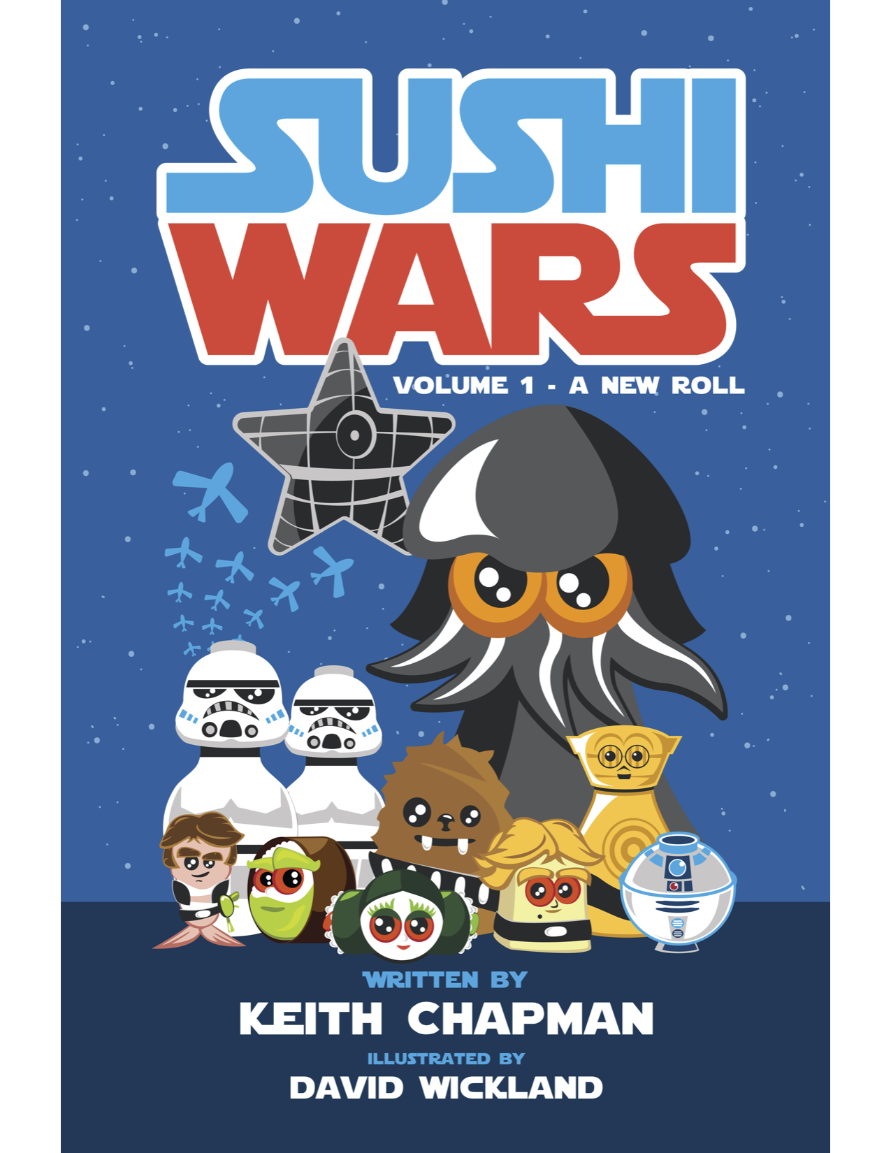 Sushi wars: a new roll