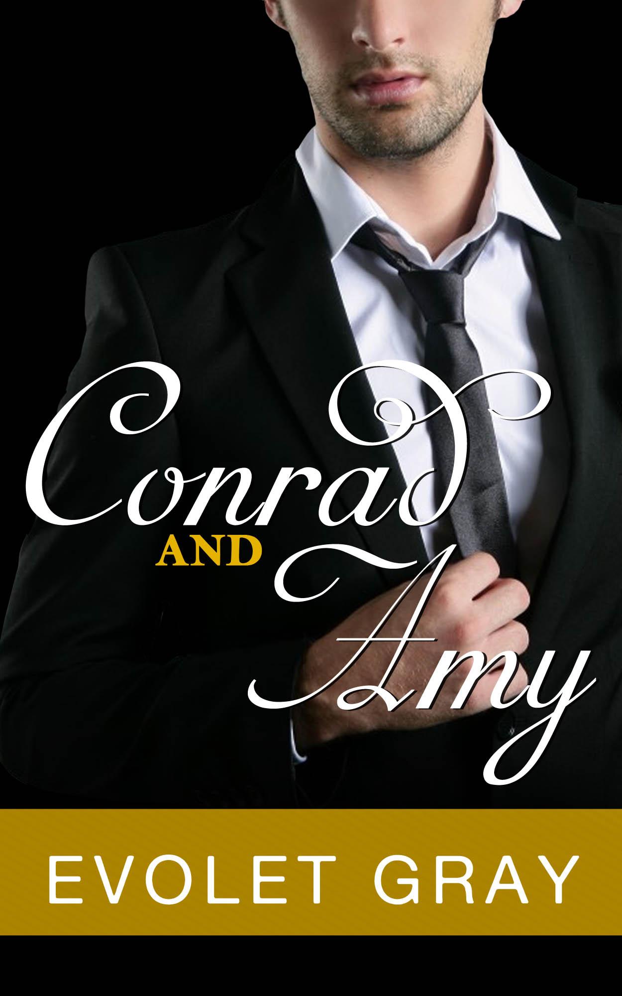 Billionaire romance : conrad and amy
