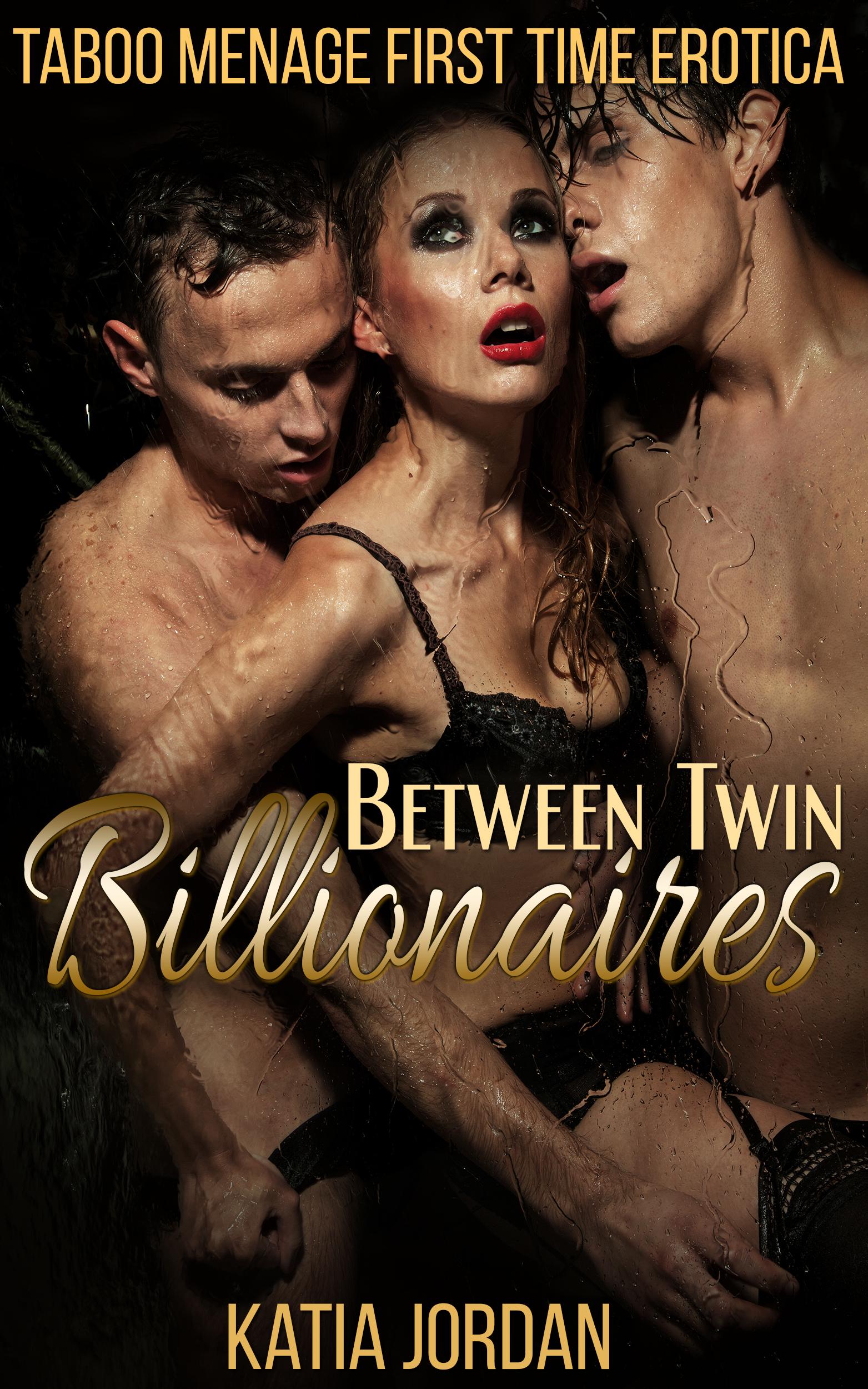 Between twin billionaires