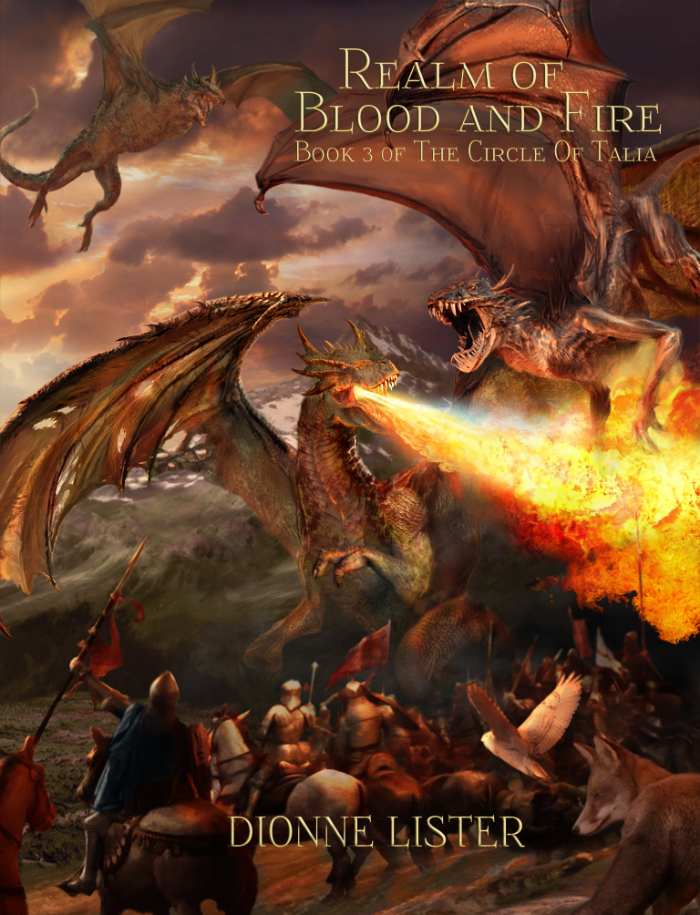 Realm of blood and fire