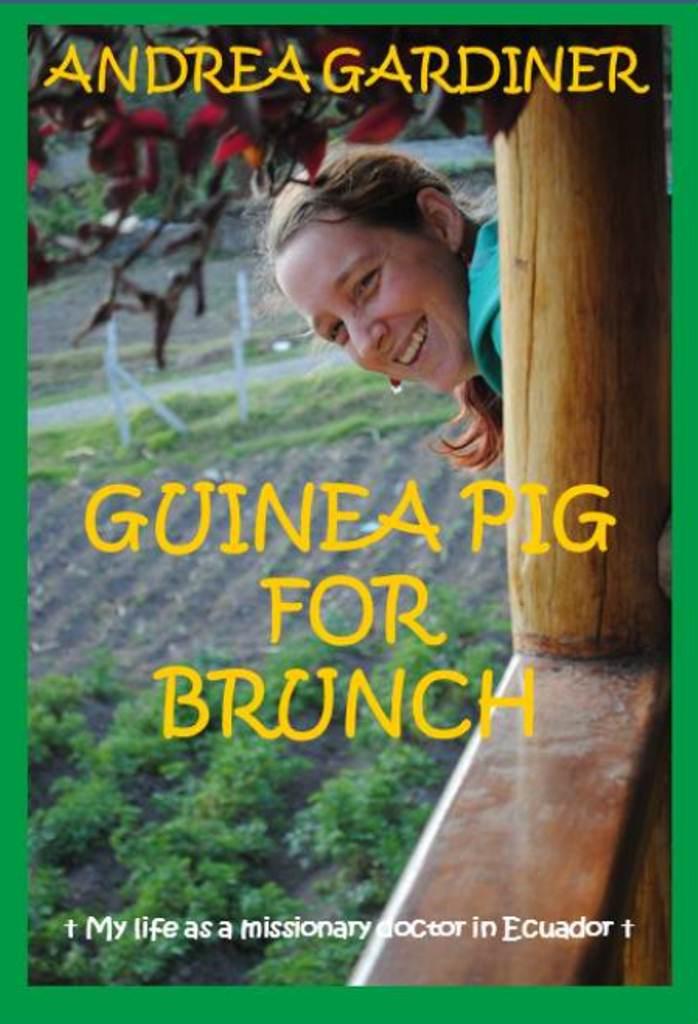 Guinea pig for brunch