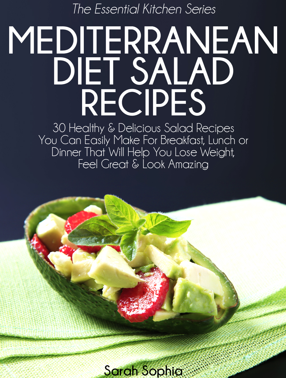 Mediterranean diet salad recipes
