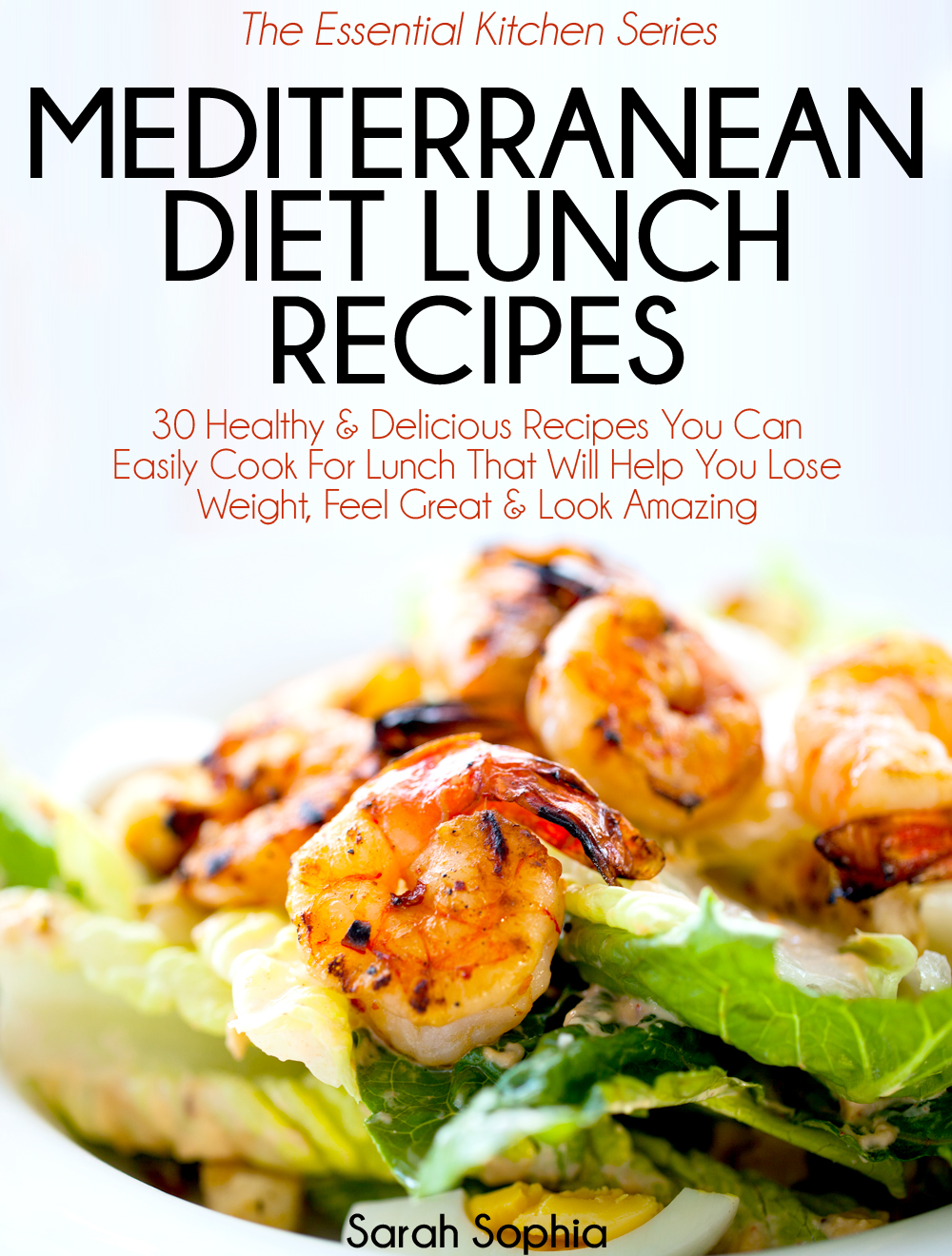 Mediterranean diet lunch recipes