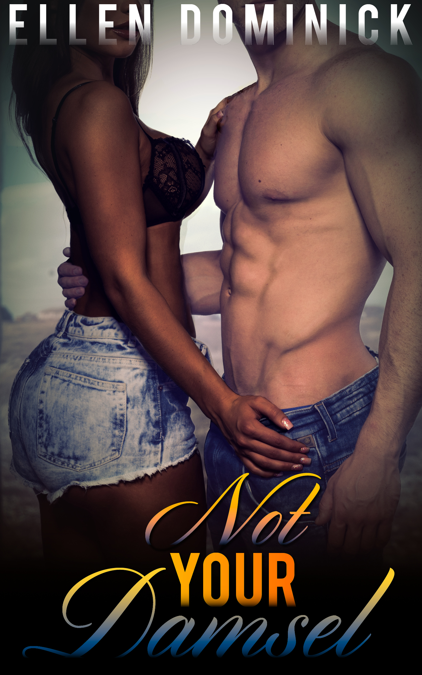Not your damsel: a bwwm erotic romance