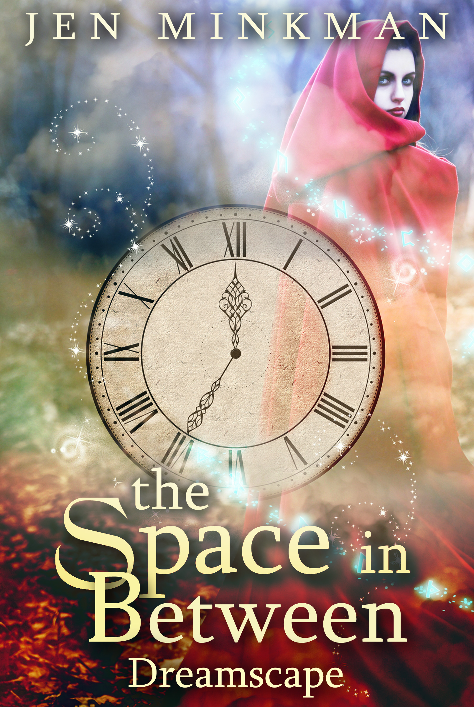 The space in between - book 1