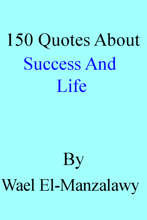 Babelcube 150 Quotes About Success And Life