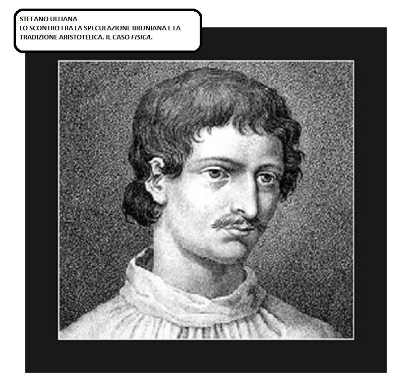 Giordano bruno vs aristotele (fisica)