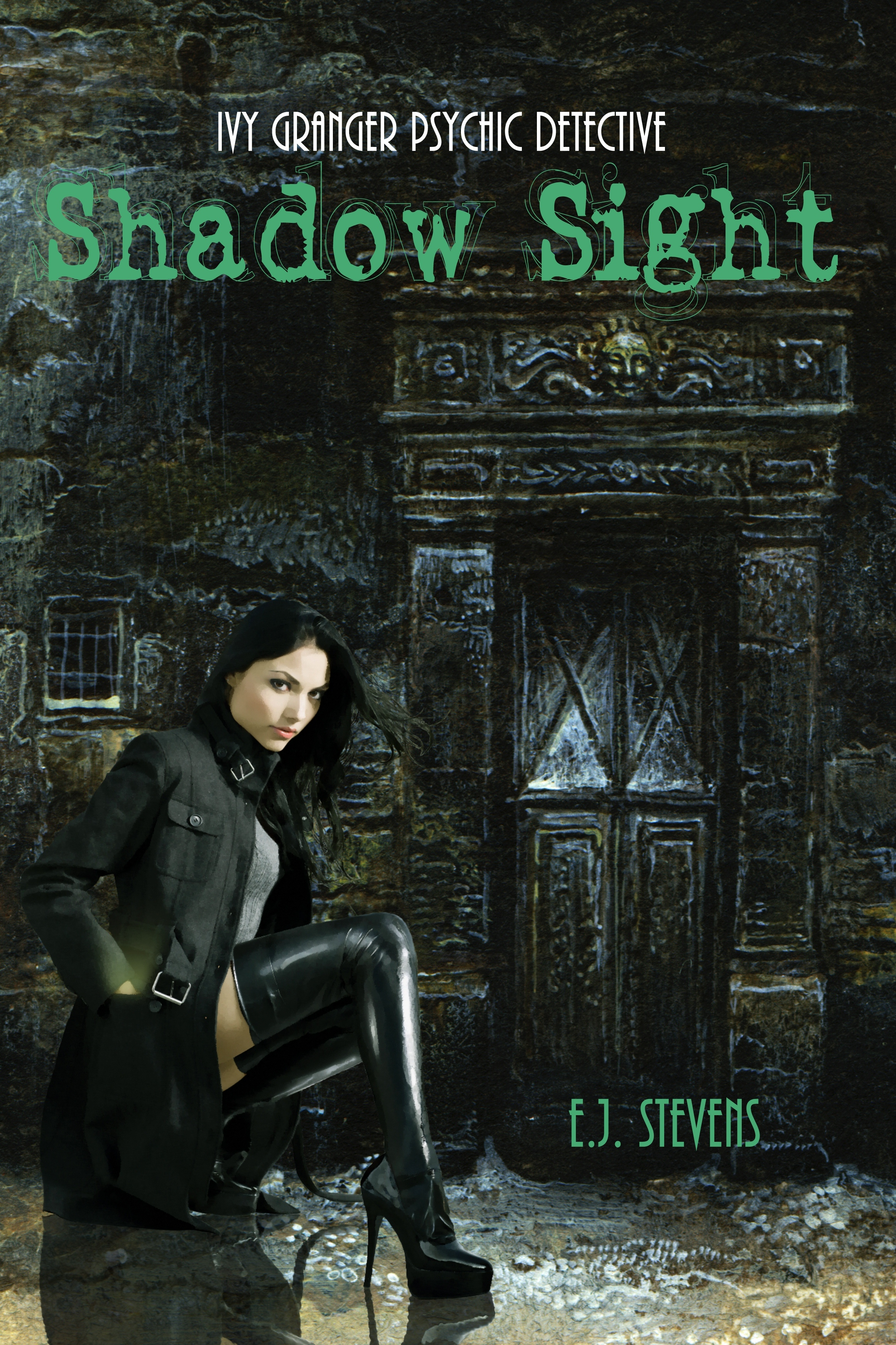 Shadow sight (ivy granger, psychic detective #1)