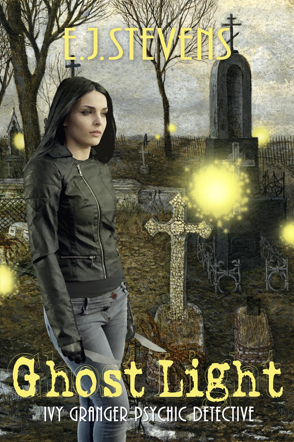 Ghost light (ivy granger, psychic detective #2)