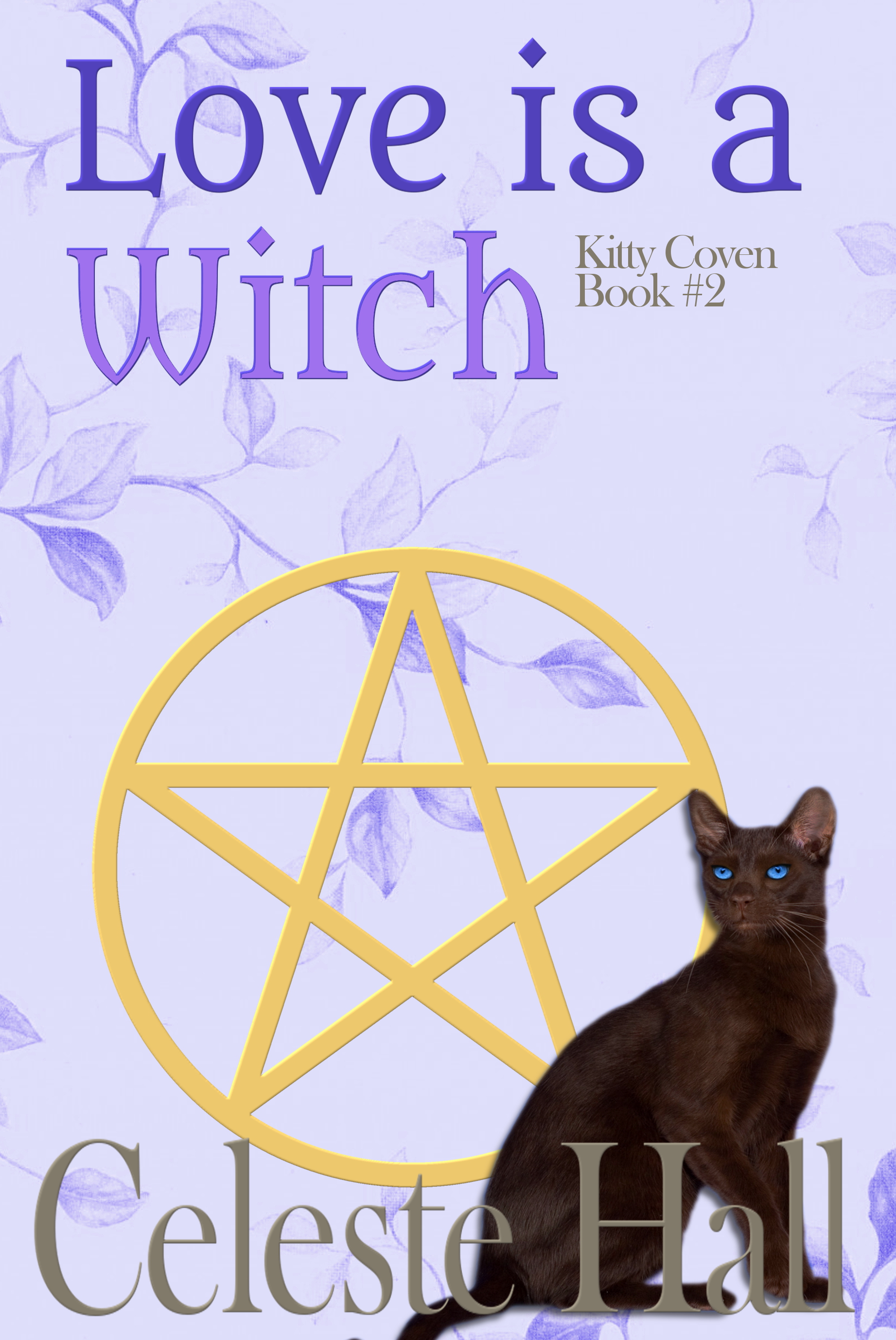 Love is a witch: the kitty coven series, book 2