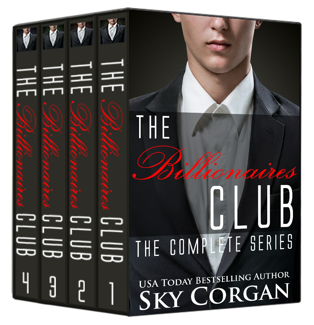 The billionaires club: the complete series