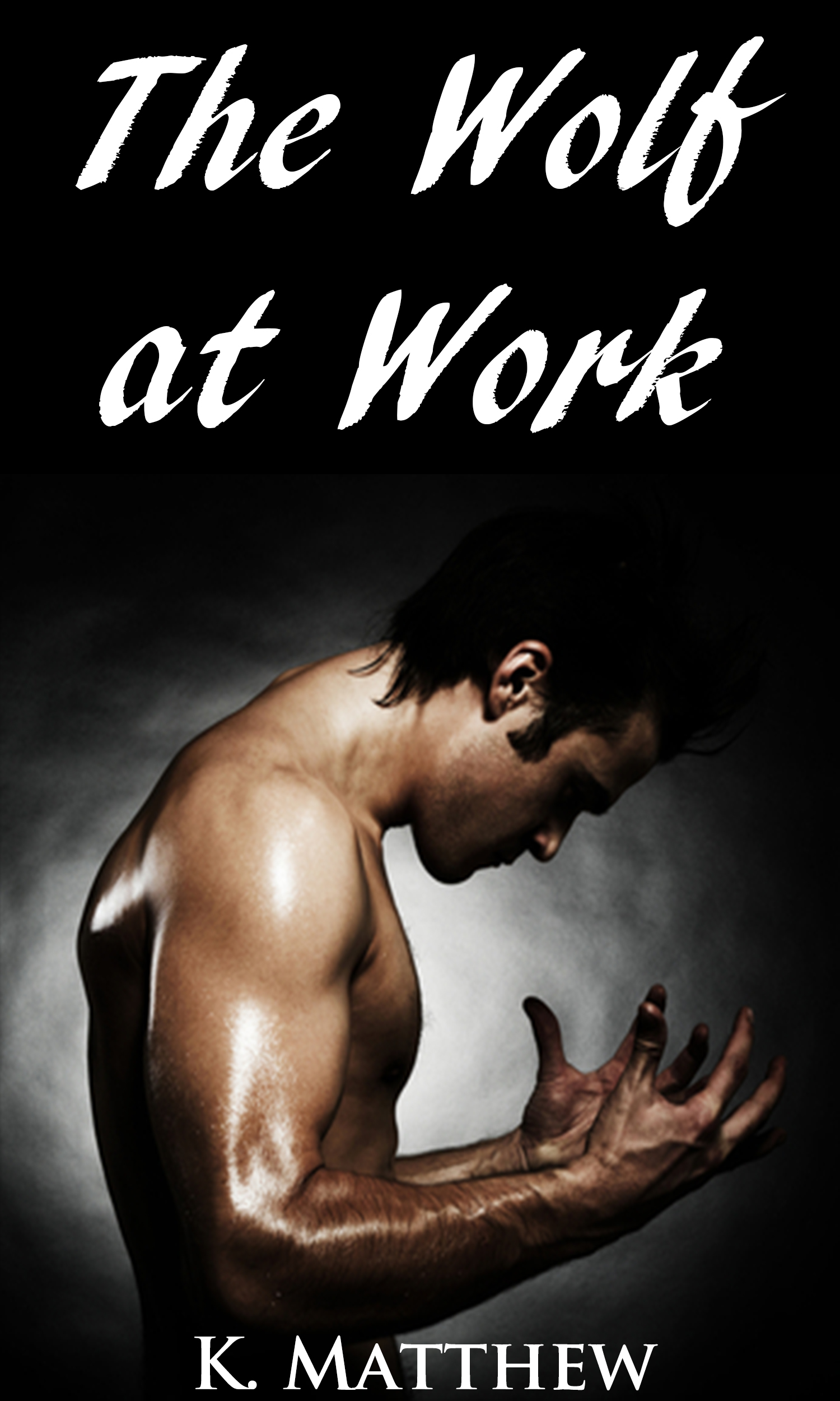 The wolf at work (bbw paranormal erotic romance)