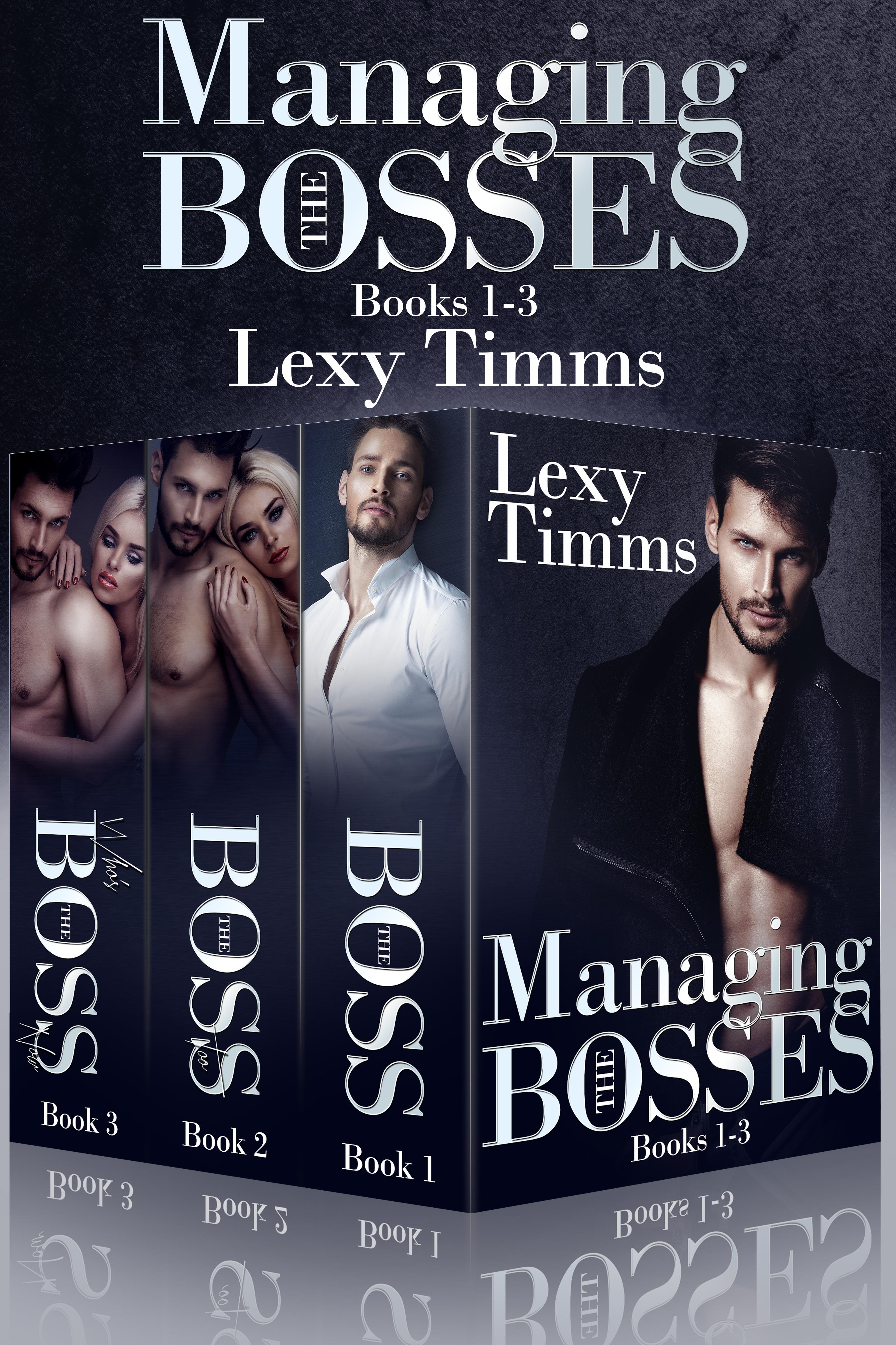 Managing the bosses - box set - books #1-3