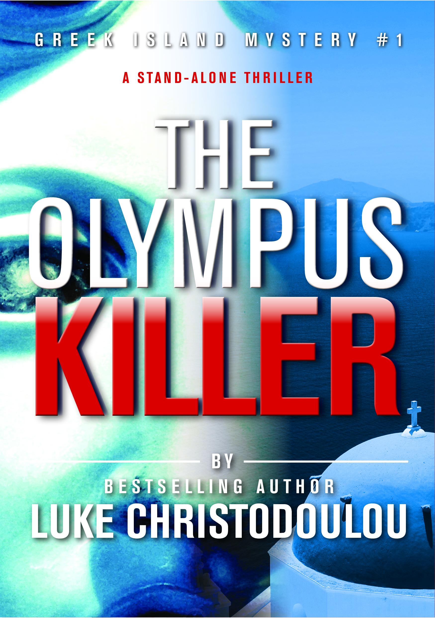 The olympus killer (greek island mystery 1)