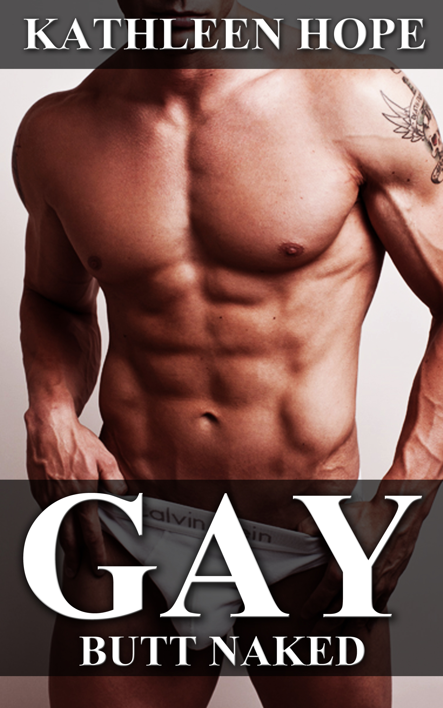 Gay: butt naked