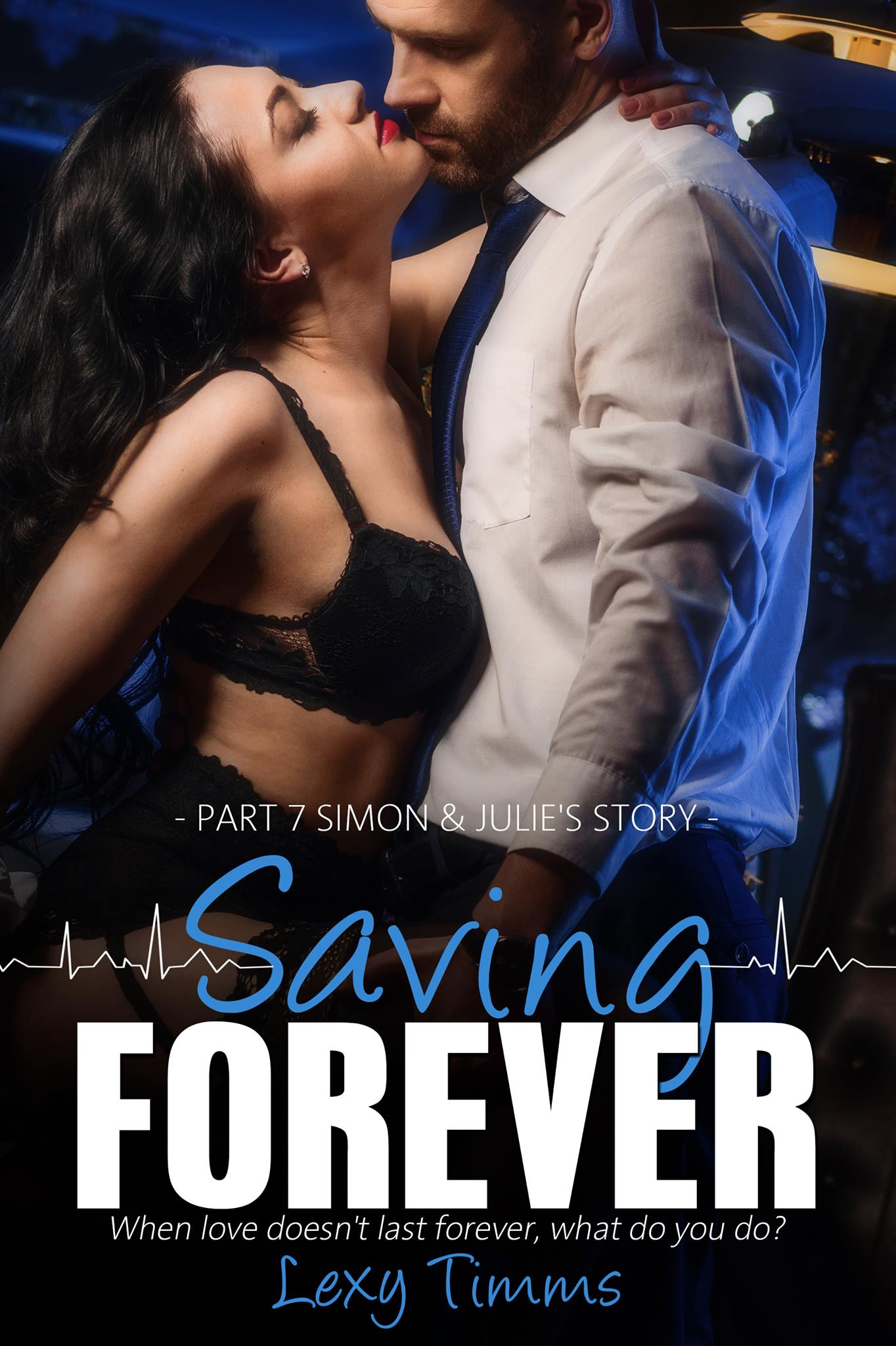 Saving forever - part 7