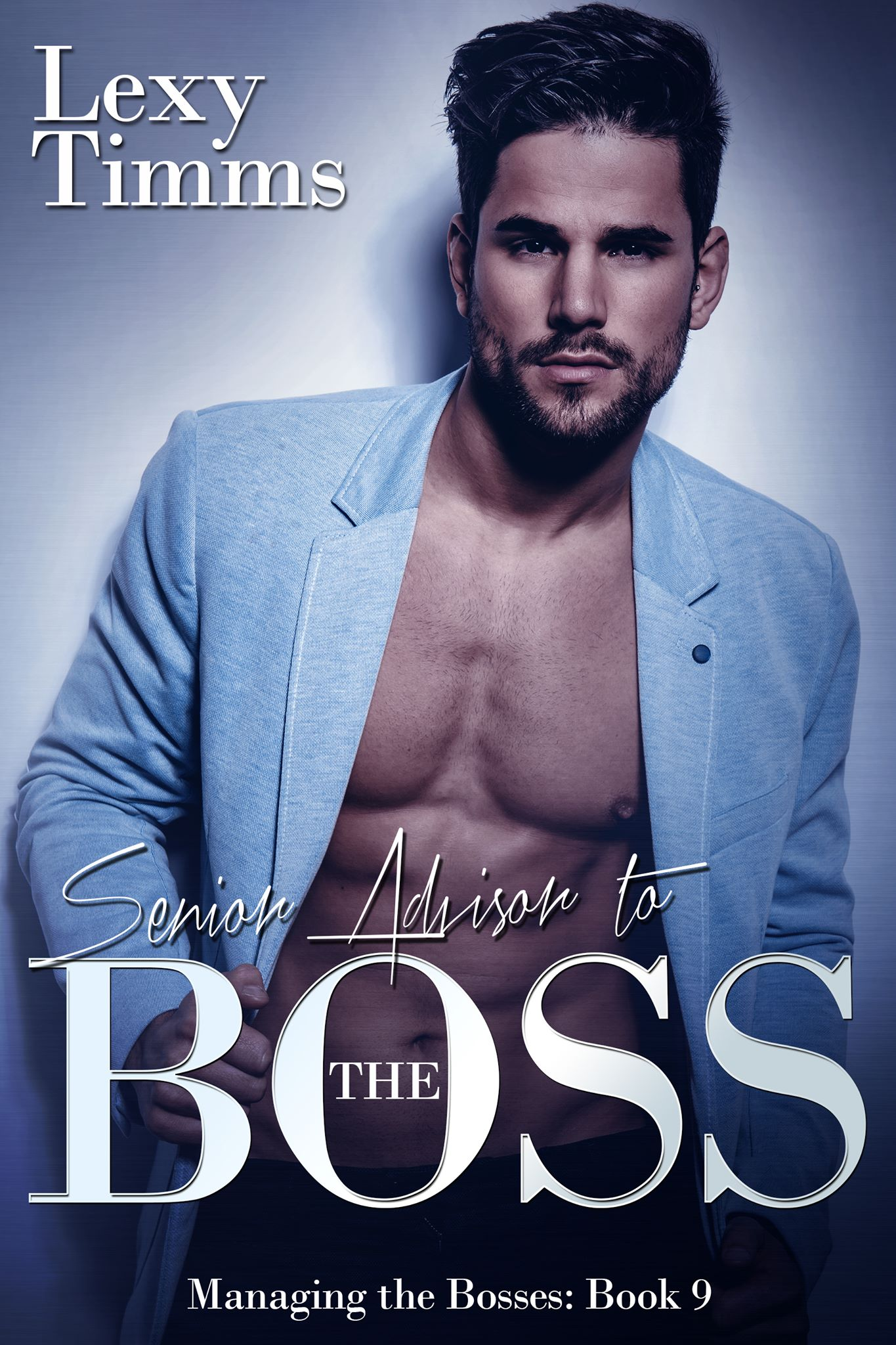Senior advisor to the boss:  (managing the bosses series book 9)