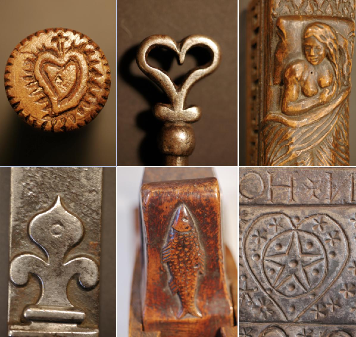 Codes & symbols of european tools, roman period to 19th century