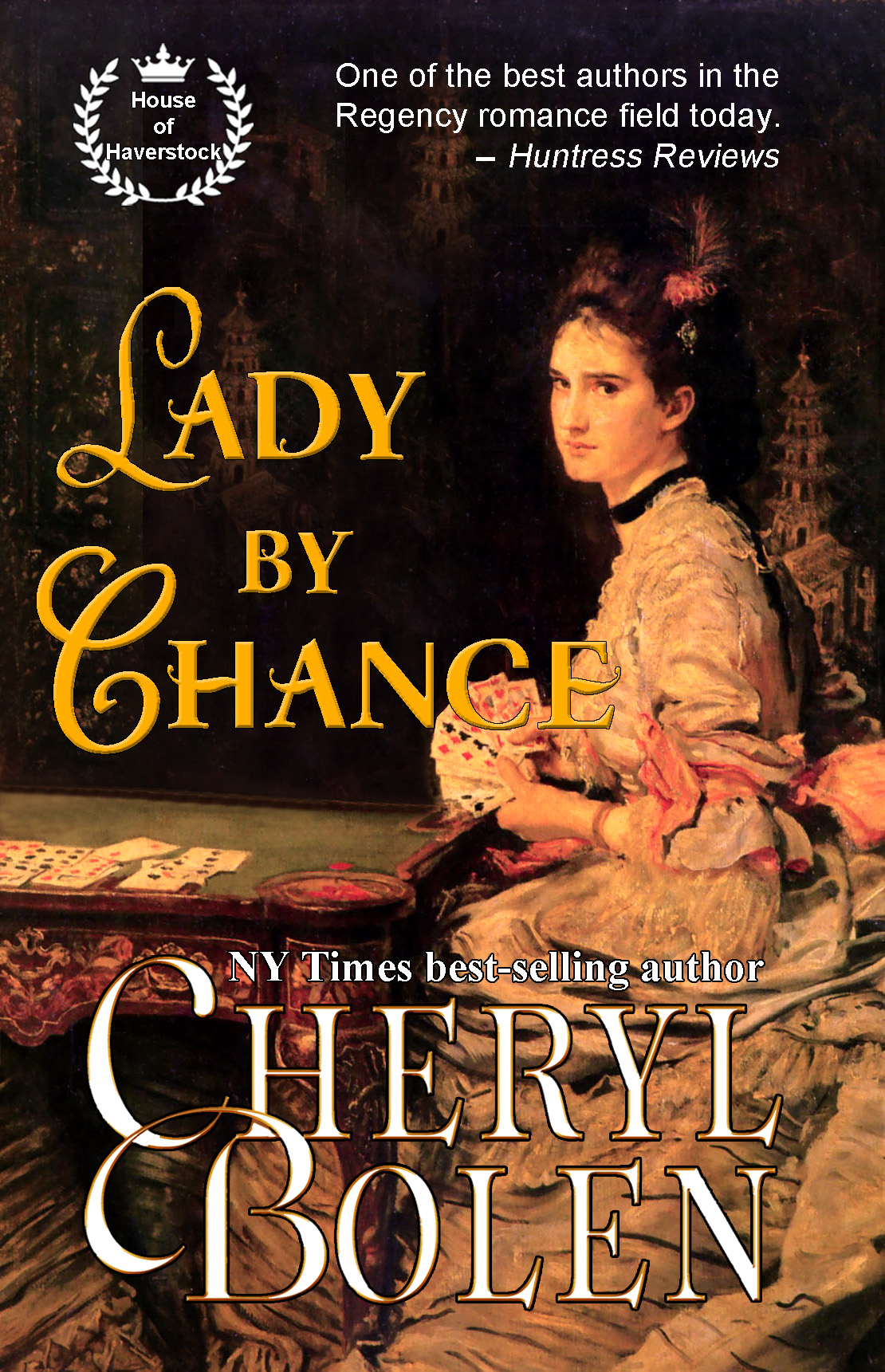 Lady by chance