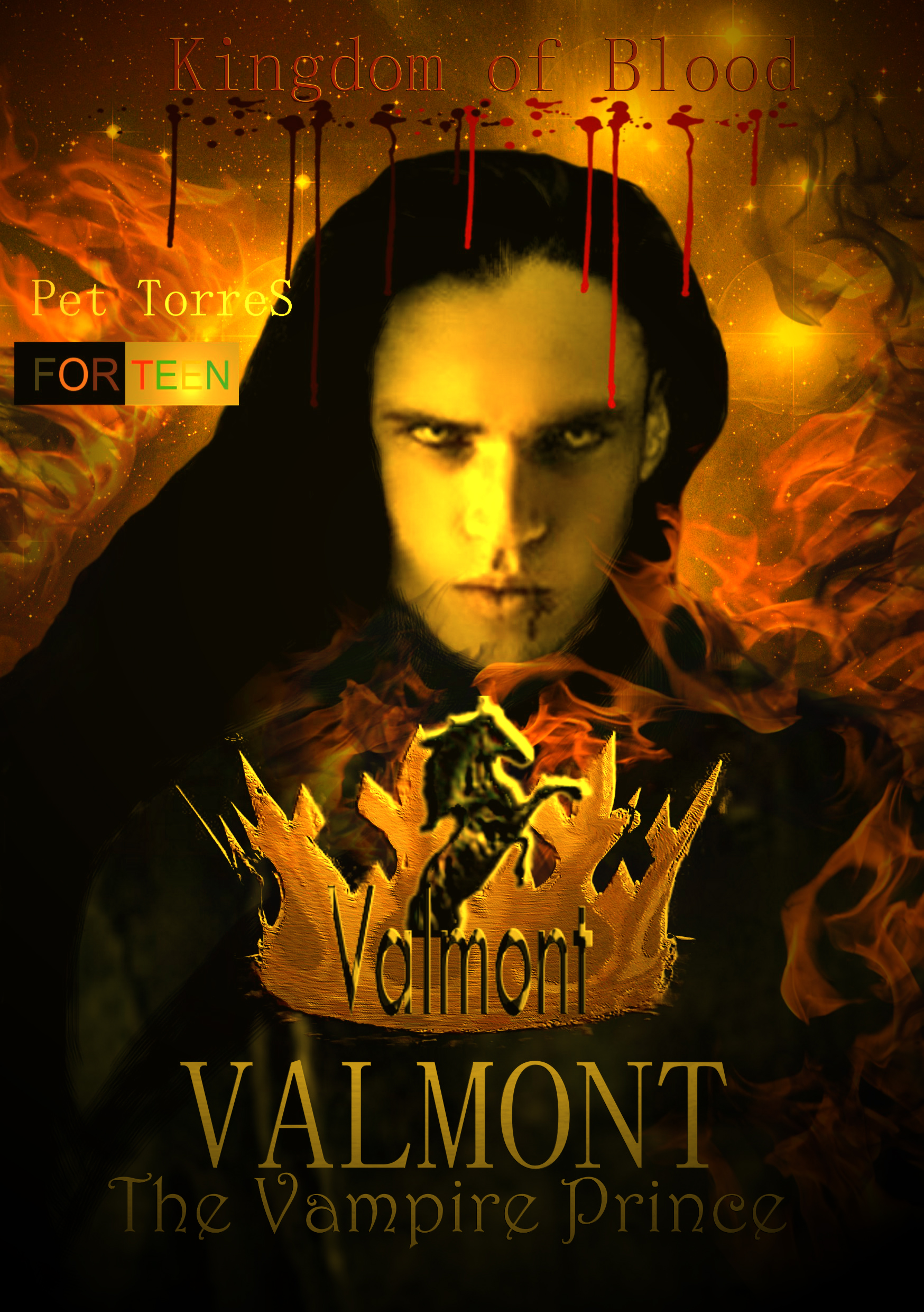 Valmont- the vampire prince : kingdom of blood