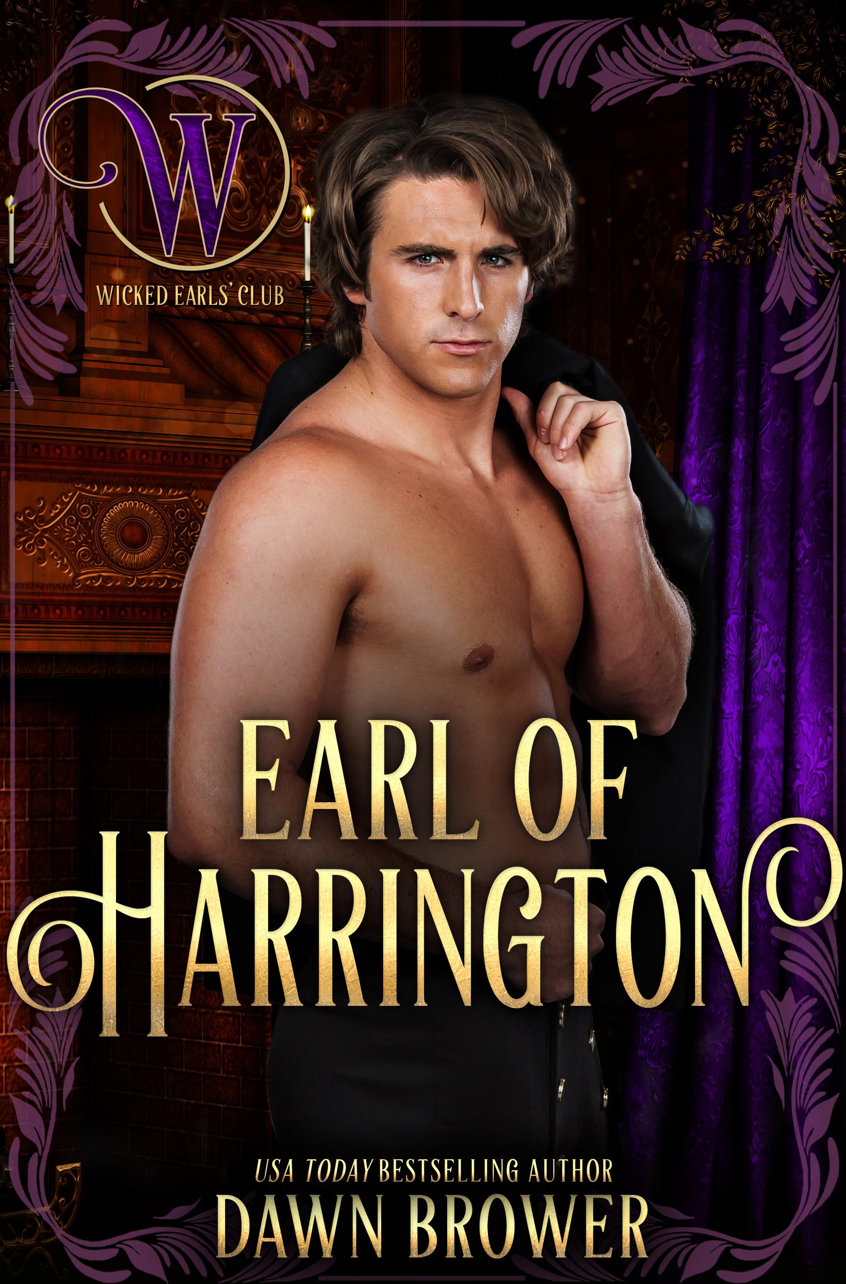Earl of harrington